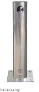 Tuhka-astia XL laippajalka