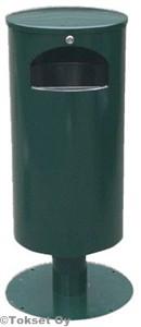 Roska-astia 30 litraa