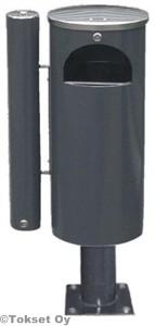 Roska-astia Combi 30 litraa